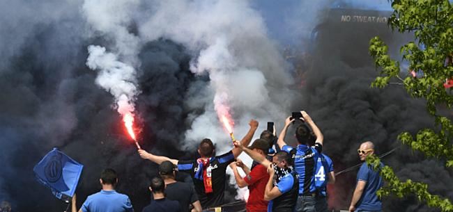 Foto: Club Brugge maakt fans helemaal gek met populair bericht