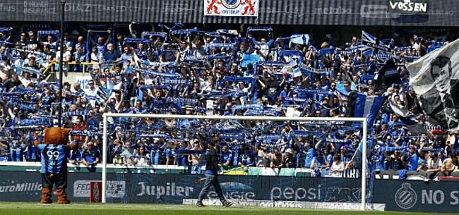 Foto: Club Brugge waarschuwt supporters: