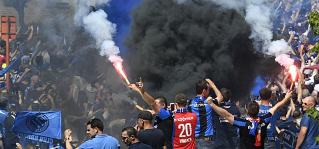 Foto: 'Wedstrijd Antwerp verplaatst uit angst voor aanhang Club Brugge'