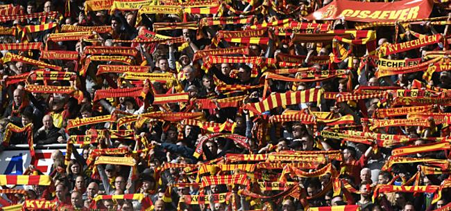 Foto: 'KV Mechelen aast op goalgetter en smaakmaker Jupiler League'