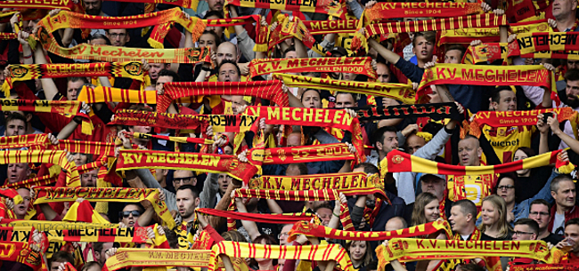 Foto: Boycot KV Mechelen?