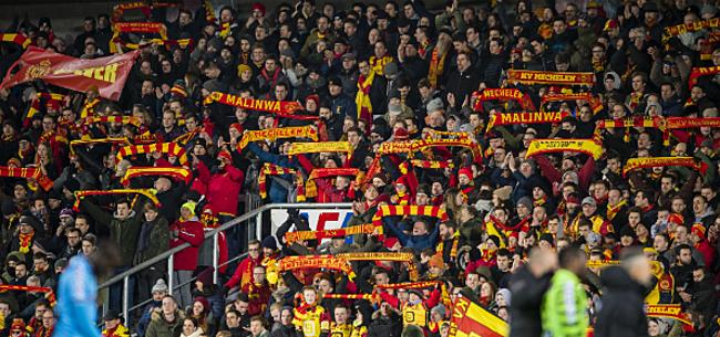 Foto: Standard en KV Mechelen doorprikken zorgwekkende trend bij JPL-clubs