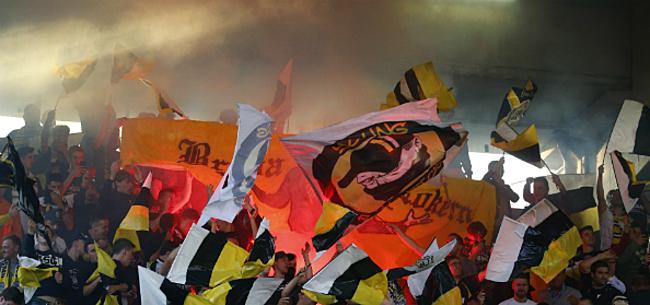 Foto: 'Supporters Lokeren roeren zich na nieuwe wanprestatie'