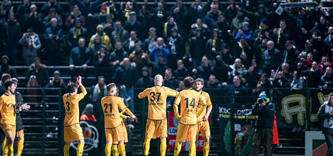 Foto: Lokeren komt met statement voor 'mogelijk laatste match' tegen Beerschot