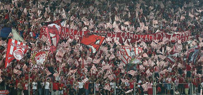 Foto: Olympiakos kan Champions League ruiken, ook Dinamo doet goede zaak
