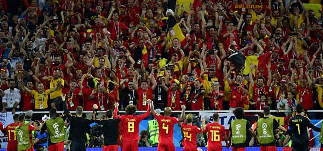 Foto: Degryse doet voorspelling over basisploeg in troostfinale