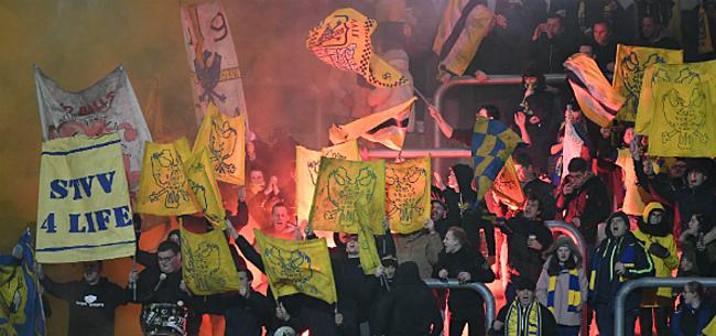 Foto: STVV schakelt de 'grove middelen' in voor clash met Gent