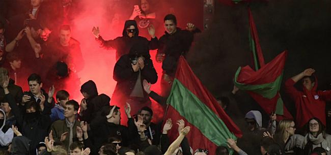 Foto: Voorzitter Zulte Waregem reageert op boycot supporters