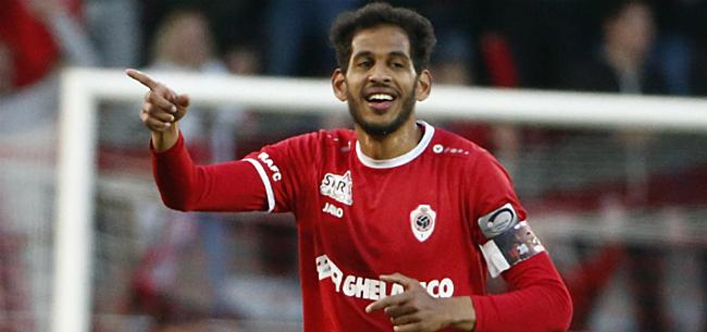 Foto: 'Haroun kan Antwerp choqueren met transfer naar AA Gent'