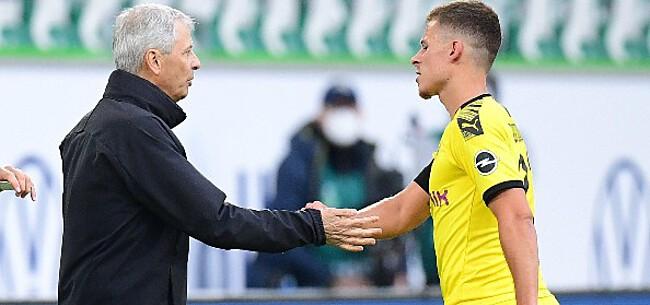 Foto: Thorgan Hazard krijgt fraaie promotie in Dortmund