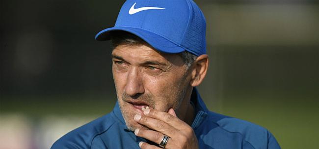 Foto: 'Mazzu heeft nieuwe aanvoerder bij Genk gekozen'
