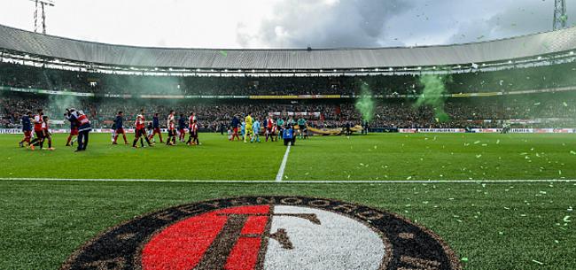 Foto: OFFICIEEL: Feyenoord legt Belg tot medio 2021 onder contract