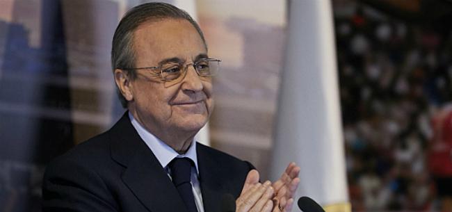 Foto: 'Voorzitter Real Madrid stelt transferlijstje samen om van te duizelen'