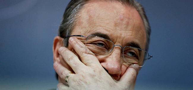 Foto: Real Madrid greep naast grote naam: