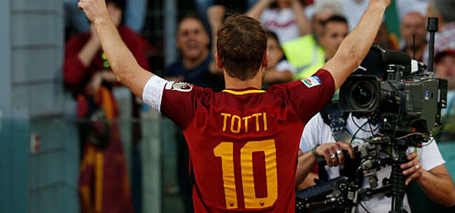 Foto: Opgelet, AA Gent: Roma maakt werk van opvolger Totti