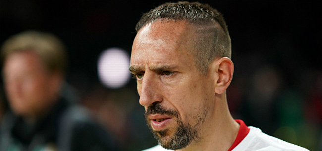 Foto: Ribery geeft ideale aanwinst Bayern: