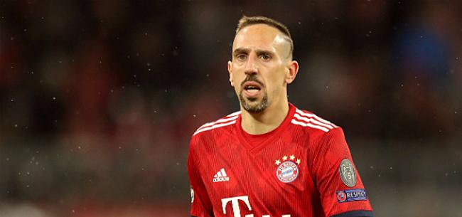 Foto: 'Ribery verrast iedereen met lucratieve transfer'