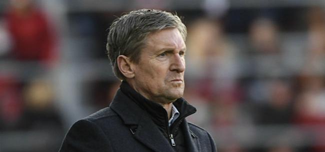 Foto: Dury wil grote verandering in Jupiler Pro league: