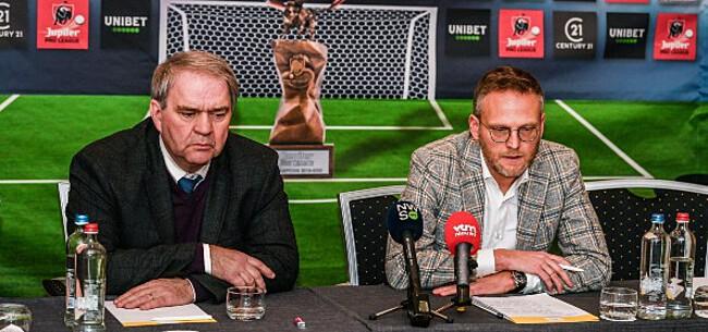 Foto: 'Pro League neemt duidelijk standpunt in over start nieuwe seizoen'