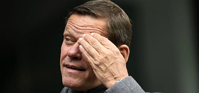 Foto: 'Anderlecht zag Brighton & Hove Albion dure spits voor zijn neus wegplukken'