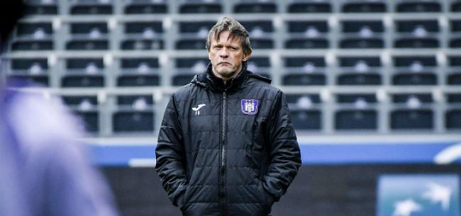Foto: Vercauteren ziet belangrijk voordeel in mislopen Europees voetbal