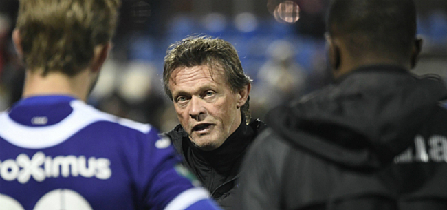 Foto: 'Anderlecht overweegt onverwachte spits tegen Club Brugge'