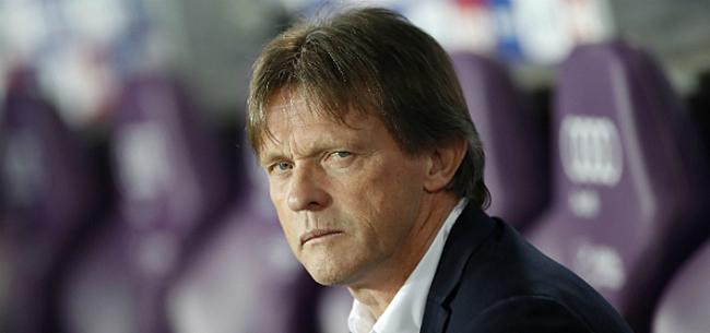 Foto: 'Smaakmaker in extremis naast selectie bij Anderlecht'