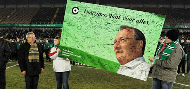 Foto: Ook Cercle voert machtswissel door: Schotte out, Goemaere in