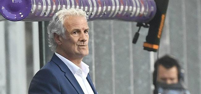 Foto: 'Rutten zorgt voor irritatie bij publiekslieveling Anderlecht'