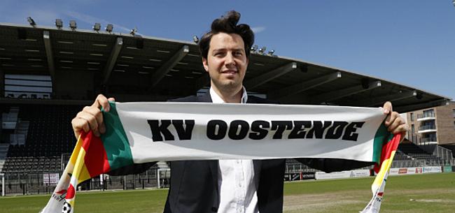 Foto: KV Oostende heeft tweede zomeraanwinst definitief beet