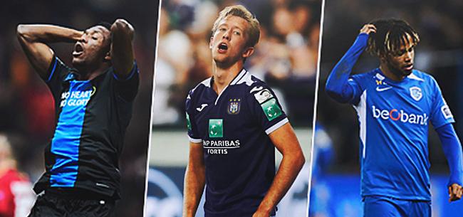 Foto: Topaankoop = flopaankoop: hoe dure transfers in België niet renderen