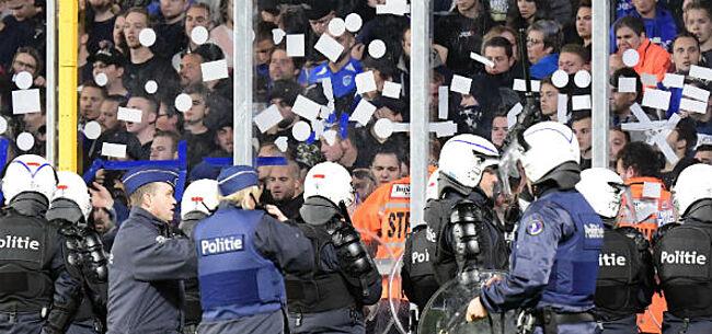 Foto: Bondsparket vordert strenge straffen tegen STVV én Genk