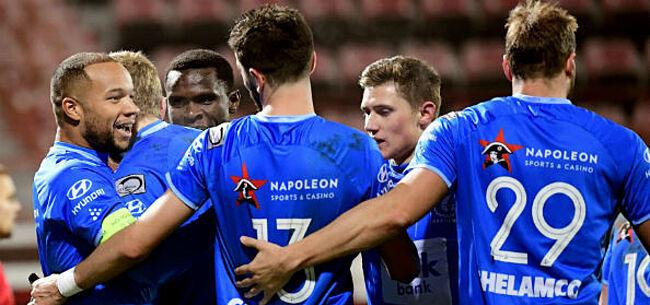 Foto: AA Gent slaat opnieuw toe: jonge topper komt over van Standard