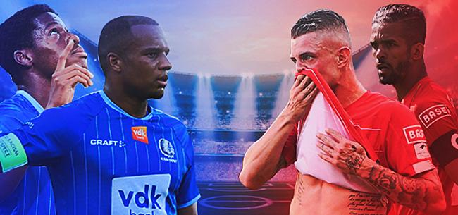 Foto: Gewikt & gewogen: De kansen van Gent en Standard in de Europa League