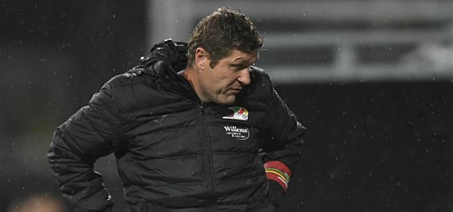 Foto: Verheyen speelt open kaart over incident met Lombaerts