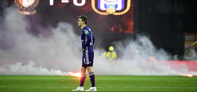 Foto: 'Crisis Anderlecht niet voorbij: nog meer protestacties verwacht'