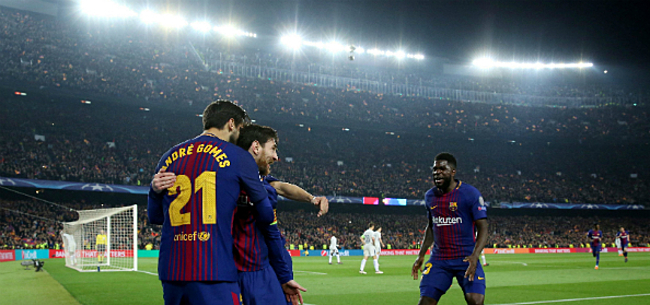 Foto: FC Barcelona doet twee spelers op één avond van de hand
