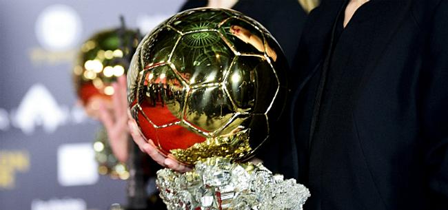 Foto: Gouden Bal: Messi wint de hoofdprijs, Van Dijk en CR7 vervolledigen podium
