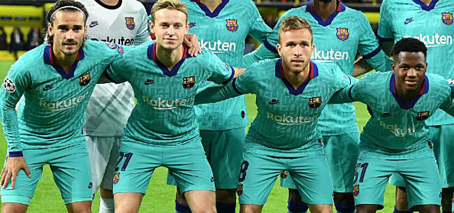 Foto: 'Juventus geeft niet af bij titularis Barcelona'