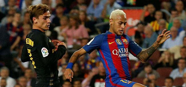 Foto: 'Neymar-soap verdeelt Barça-kleedkamer in twee kampen'