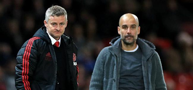 Foto: 'City wil United ook op transfermarkt in zijn hemd zetten'
