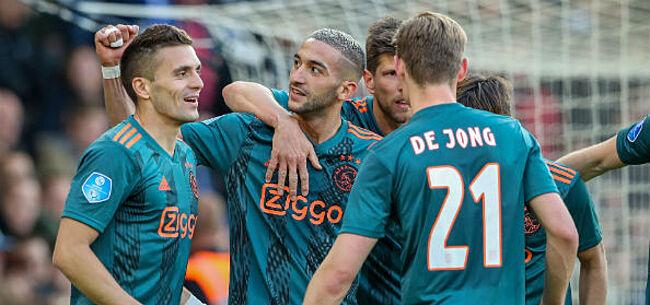 Foto: 'Ajax mag weer hopen op transfer van zeventig miljoen euro'