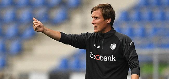 Foto: KRC Genk lijdt in tweede match tegen Lens een nederlaag
