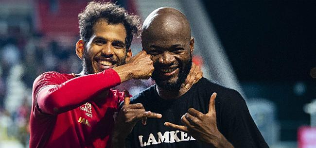 Foto: Domper voor Antwerp: Haroun dit jaar niet meer in actie