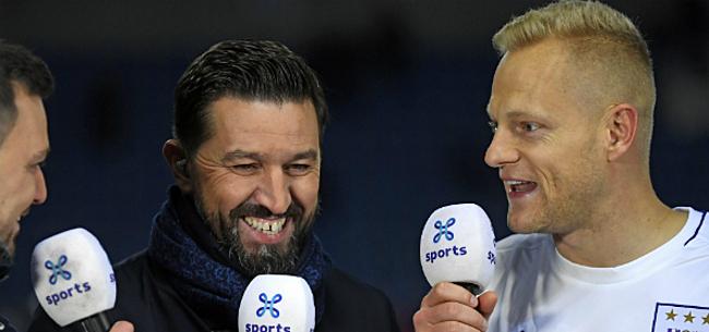 Foto: Hasi benoemt grootste verschil tussen Anderlecht en Club