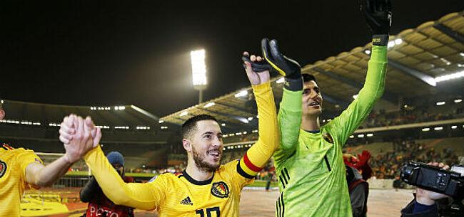 Foto: Hazard kan geluk niet op: