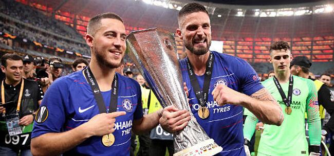 Foto: 'Real en Chelsea struikelen over vraagprijs Hazard, verschil van 45 miljoen'