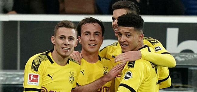 Foto: 'Dortmund richt vizier op sterkhouder Club Brugge'