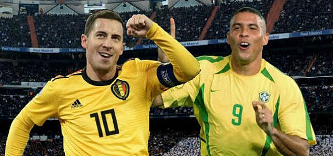 Foto: A la Ronaldo: waarom Hazard zal ontploffen op het EK