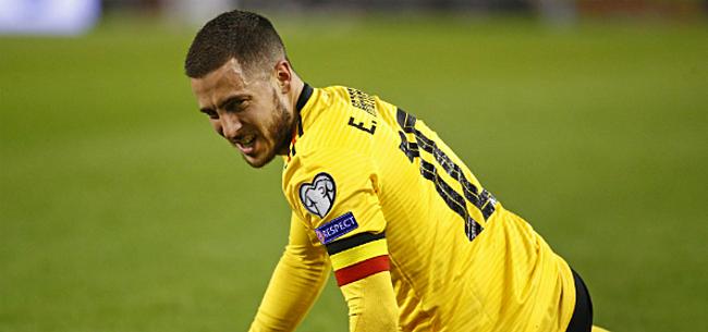 Foto: 'Real Madrid denkt na geweigerd bod op Hazard aan bizar alternatief'